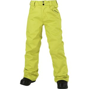 Volcom Nova Insulated Pant - Boys'