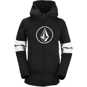 Volcom Genus Fleece Full-Zip Hoodie - Boys'