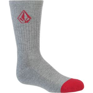 Volcom Full Stone Heather Sock - Boys'