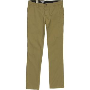 Volcom Frickin Slim Canvas Pant - Men's