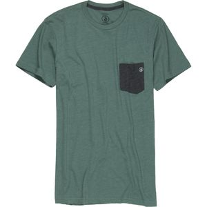 Volcom Fall Switch Pocket Slim T-Shirt - Short-Sleeve - Men's