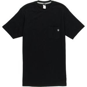 Volcom Pocket Solid T-Shirt - Short-Sleeve - Men's