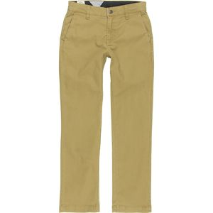 Volcom Frickin Slim Canvas Pant - Boys'