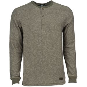 Volcom Moxee Henley Shirt - Long-Sleeve - Men's