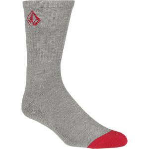 Volcom Full Stone Heather Socks - Men's