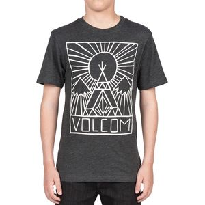 Volcom Squash Stone T-Shirt - Short-Sleeve - Boys'