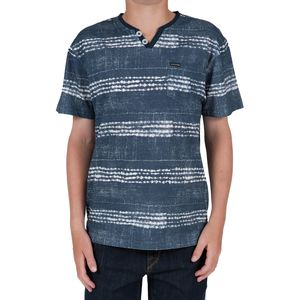 Volcom Rutland V-Neck Henley Shirt - Short-Sleeve - Boys'