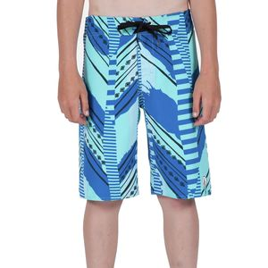 Volcom Tild Stripe Board Short - Boys'