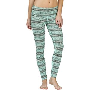 Volcom Wild Daze Surf Legging Bikini Bottom - Women's