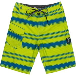 Volcom Stone Mod Stripe Board Short - Boys'