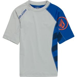 Volcom Change Up Rashguard - Short-Sleeve - Boys'