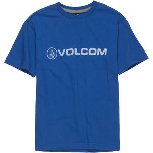 Volcom Euro Pencil T-Shirt - Short-Sleeve - Boys'