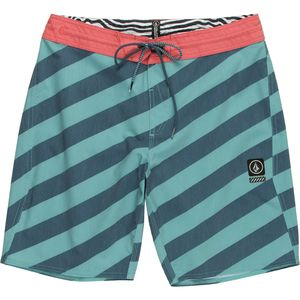 Volcom Stripey Stoney Board Short - Men's