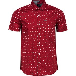 Volcom Volka Dot Shirt - Short-Sleeve - Men's