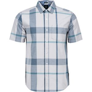 Volcom Fullerton Plaid Shirt - Short-Sleeve - Men's