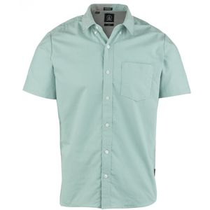 Volcom Everett Oxford Shirt - Short-Sleeve - Men's