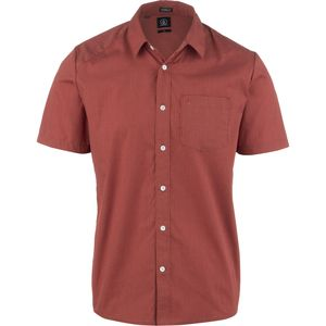 Volcom Everett Solid Shirt - Short-Sleeve - Men's