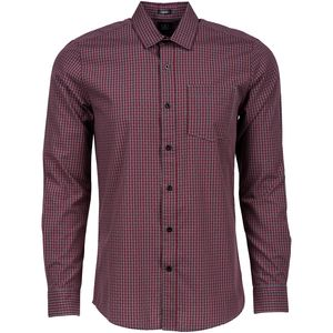 Volcom Everett Mini Check Shirt - Long-Sleeve - Men's