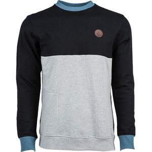 Volcom Single Stone Color Block Crew Sweatshirt - Men's
