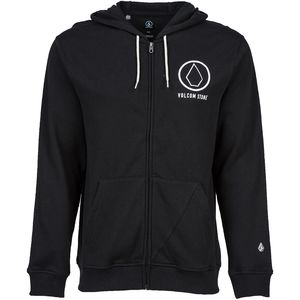 Volcom Stray Dog Full-Zip Hoodie - Men's