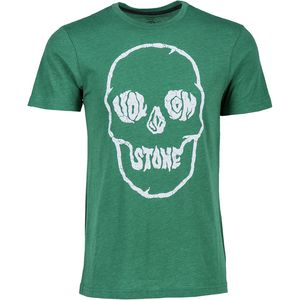 Volcom Tuff Skull Slim T-Shirt - Short-Sleeve - Men's