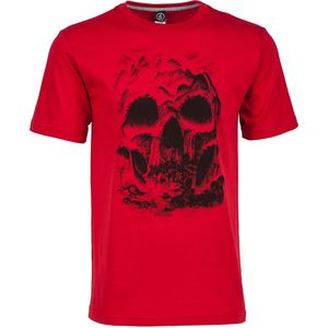 Volcom Mountain Skull T-Shirt - Short-Sleeve - Men's