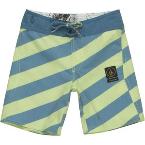 Volcom Stripey Slinger Board Short - Toddler Boys'