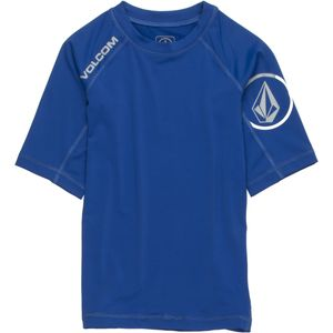 Volcom Solid Rashguard - Short-Sleeve - Boys'