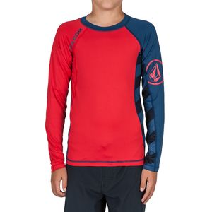 Volcom Change Up Rashguard - Long-Sleeve - Boys'