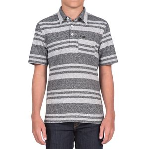 Volcom Freemont Polo Shirt - Short-Sleeve - Boys'