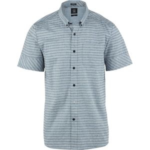 Volcom Melvin Stripe Shirt - Short-Sleeve - Men's