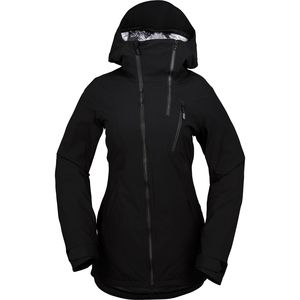Volcom V Insulated Gore Hooded Stretch Jacket - Women's