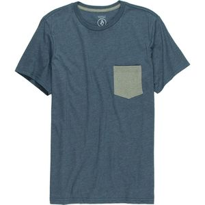 Volcom Heather Twist T-Shirt - Short-Sleeve - Men's