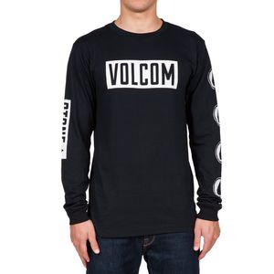 Volcom Knock Long-Sleeve T-Shirt - Men's