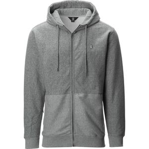 Volcom Static Stone Full-Zip Hoodie - Men's
