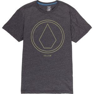 Volcom Pin Line Stone T-Shirt - Boys'