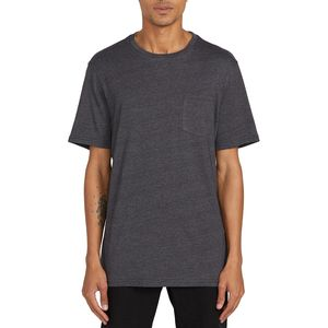 VolcomHeather Short-Sleeve Pocket T-Shirt - Men's