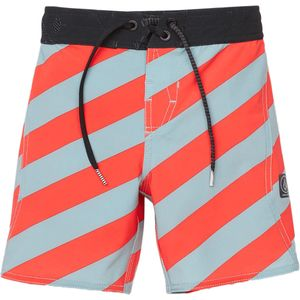 Volcom Stripey Elastic Boardshort - Toddler Boys'