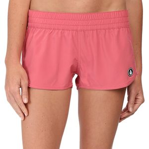 Volcom Simply Solid 2in Board Short - Women's