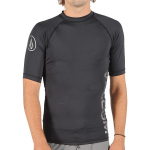 Volcom Solid Rashguard - Short-Sleeve - Men's