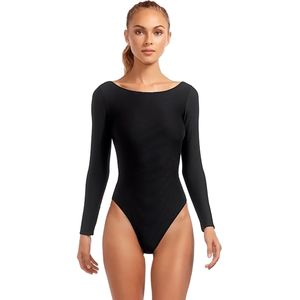 Vitamin A Cosmo California Cut Bodysuit - Women's