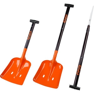 Voile T Wood Shovel