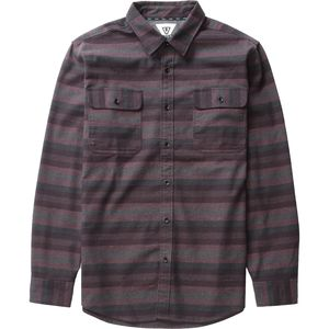 Vissla Avalanches Flannel Shirt - Men's
