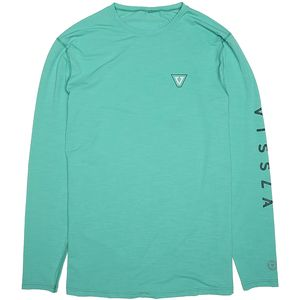VisslaAll Time Long-Sleeve Rashguard - Men's