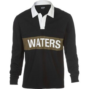 Waters and Army Rivers Rugby Shirt - Long-Sleeve - Men's