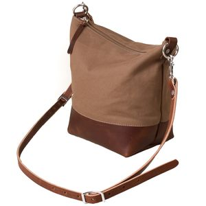 Wood and Faulk Field Bag Purse - Women's