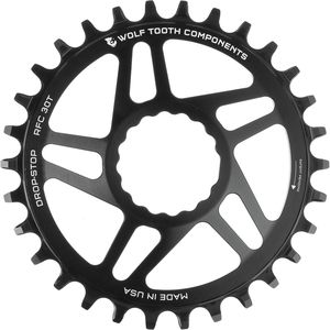 Wolf Tooth Components Drop Stop Race Face Cinch Direct Mount Chainring Best Reviews