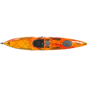 Wilderness Systems Tarpon 140 Kayak with Rudder - Sit-On-Top