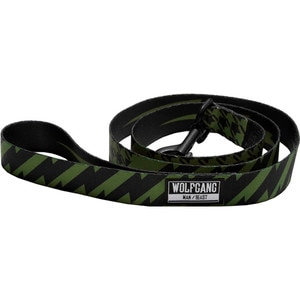 Wolfgang Man & Beast Printed Webbing Leash