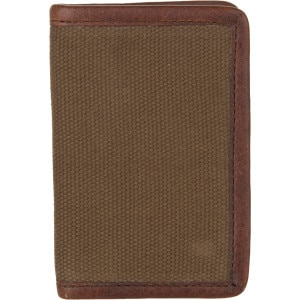 Will Leather Goods Owen Front Pocket Wallet - Men's